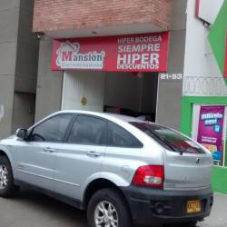 Hiperbodega Mansión Electrodomésticos en Bogotá