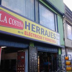 Herrajes Eléctricos y Ferretería La Costeña en Bogotá