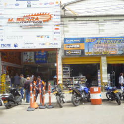 Distribuidora el Obrero en Bogotá