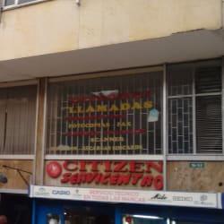 Café Internet Carrera 8 en Bogotá