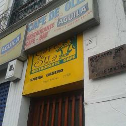 Cafe De Olla  en Bogotá