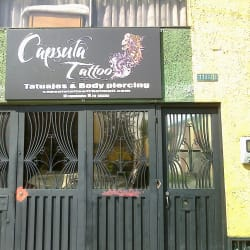 Capsula Tattoo en Bogotá