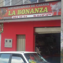 carnes la bonanza  en Bogotá