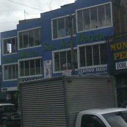 Centro Médico San José Obrero en Bogotá
