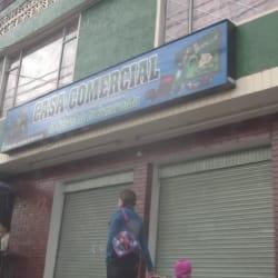 Casa Comercial El Cristal De La Esmeralda en Bogotá