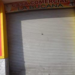 Casa Comercial La Bucana  en Bogotá