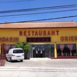 Restaurant Mandarín Oriental en Santiago