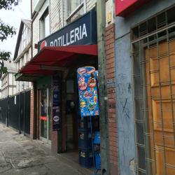 Botillería Llico 1070 en Santiago