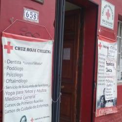 Cruz Roja - Talagante en Santiago