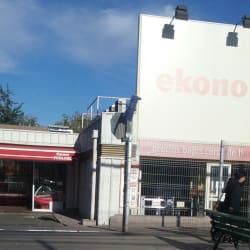 Supermercado Ekono - Av. Lo Barnechea en Santiago