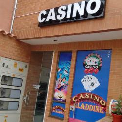 Casino Aladdine  en Bogotá