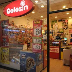 Golosin - Centro Comercial Apumanque en Santiago