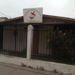 Iglesia misiones evangelísticas de chile en Santiago