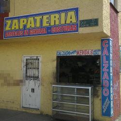 Zapateria Calle 77 con 110A en Bogotá