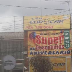 CEA  EuroCar en Bogotá