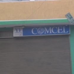 YF Comcel  en Bogotá