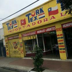 Importadora Turk Tex en Santiago
