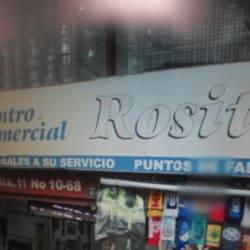 Centro Comercial Rosita en Bogotá