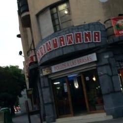 Intiwuatana Restaurant en Santiago