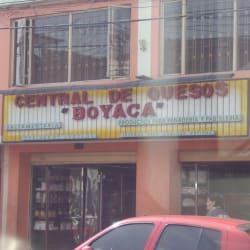Central De Quesos ''Boyaca''  en Bogotá