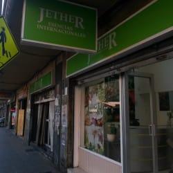 JETHER en Santiago