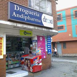 Drogueria Andipharma en Bogotá