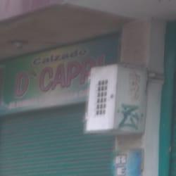 Calzado D'Capri en Bogotá