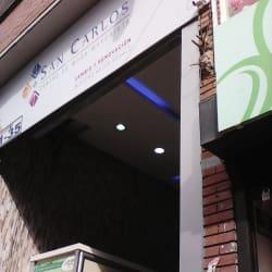 Centro de moda mayorista san carlos en Bogotá
