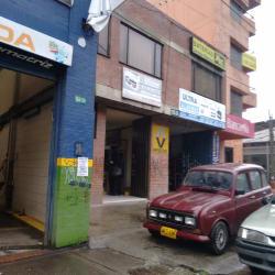 Centro de Lavado Mr Splast  en Bogotá