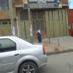 Manufacturas Metalicas J&J  en Bogotá