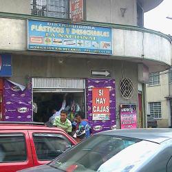 Plásticos la Nacional en Bogotá