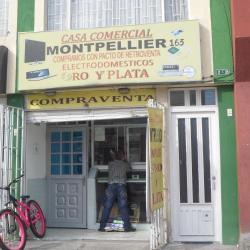 Casa Comercial Montpellier 163 en Bogotá