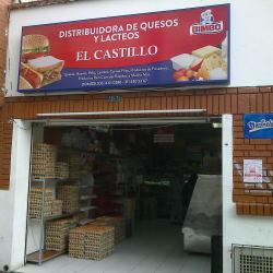 Distribuidora de Quesos y Lacteos El Castillo en Bogotá