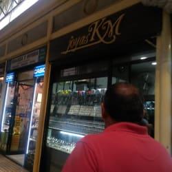 Joyas KM en Santiago