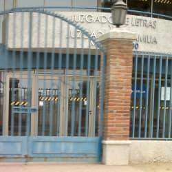 Juzgado de Letras y Familia - Melipilla en Santiago