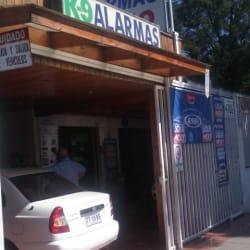 K9 Alarmas en Santiago
