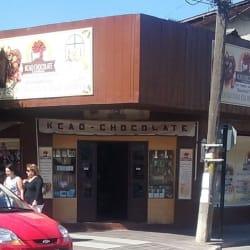 Kcao Chocolate en Santiago