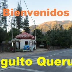 Kiosko Querubín en Santiago