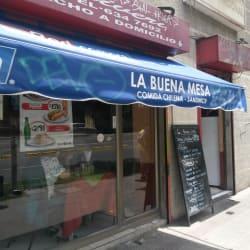 La Buena Mesa - Diagonal Paraguay en Santiago