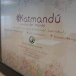 Katmandu en Santiago