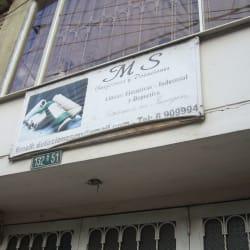 Uniformes y Dotaciones MS en Bogotá