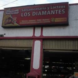 Salsamentaria y Lácteos Los Diamantes en Bogotá