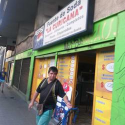 La Curicana en Santiago