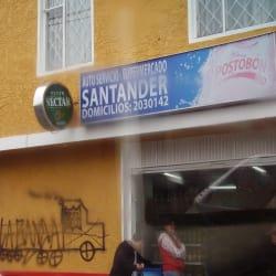 Autoservicio Supermercado Santander en Bogotá
