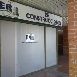 ER construcciones S.A.S en Bogotá