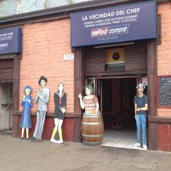 Restaurant La vecindad del Chef en Santiago