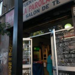 La Parolaccia en Santiago