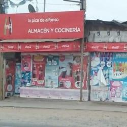 La Pica de Alfonso - Melipilla en Santiago
