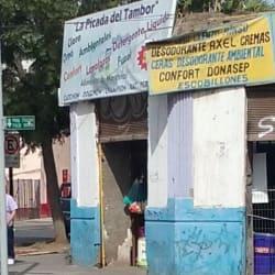 La Picada del Tambor en Santiago