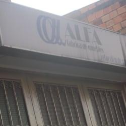 Alfa Fabrica De Muebles en Bogotá